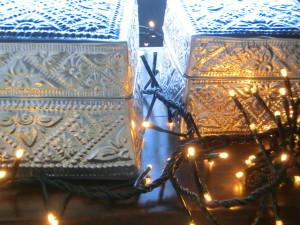 scatole alluminio El camino del Sol