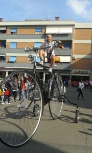 La bici più grande del mondo